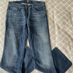 🌿 7 for All Mankind Jeans